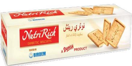 Launching Communication Activities of Nutri Rich Diabetic Biscuit