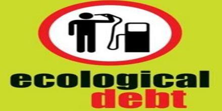 Ecological Debt