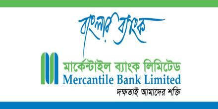 Internship Experience at Mercantile Bank Limited