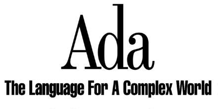 Ada: Real Time Programming Language