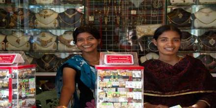 Adolescent Female Micro Entrepreneurs Rural Training Workshop