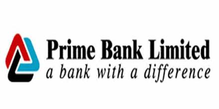 Internship Report on General Banking of Prime Bank Limited