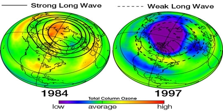 Origin of Ozone Hole