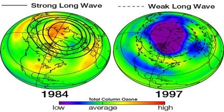 Origin of Ozone Hole