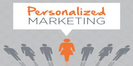 About Personalized Marketing