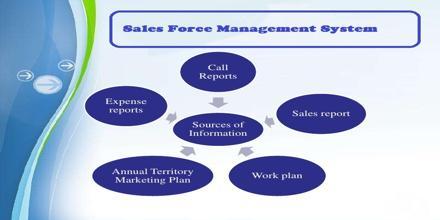 Sales Force Management System
