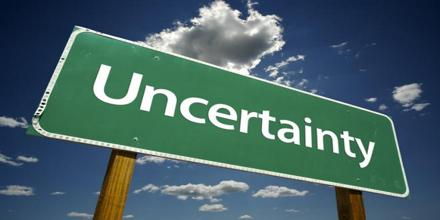 Uncertainty in terms of Psychology