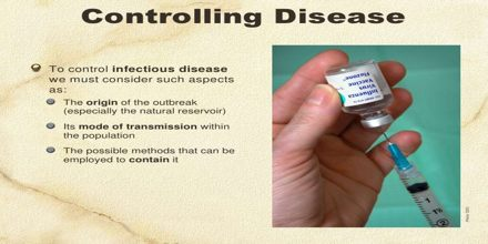 Controlling Diseases