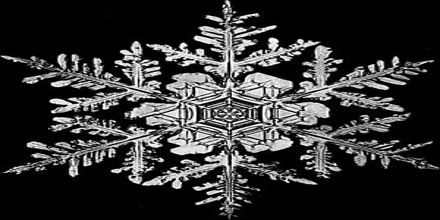 Snowflake Symmetry: Rotations and Translations in Nature
