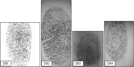 Fingerprint Verification Competition