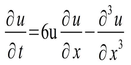 Korteweg–de Vries Equation