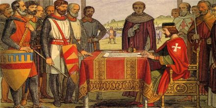 Lecture on Magna Carta