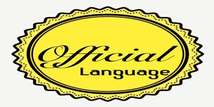 Official Language....01