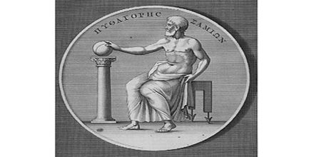 Lecture on Pythagoras (580-500 BC)