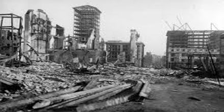 San Francisco Earthquake and Wisconsin Forest Fire