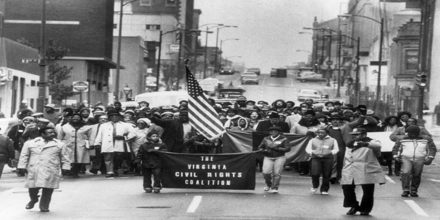 US Civil Rights Movement