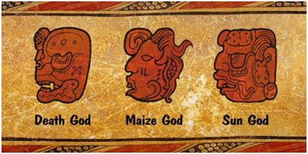 Lecture on Mayan Gods