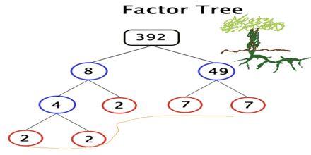 Prime Factor Tree