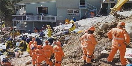 Natural Disasters: 1997 Thredbo Landslide