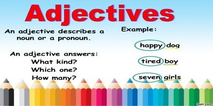 Presentation on Adjectives