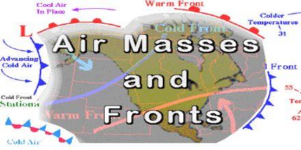 Presentation on Air Masses