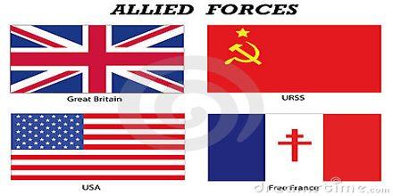 Allies Close in World War II (1944)