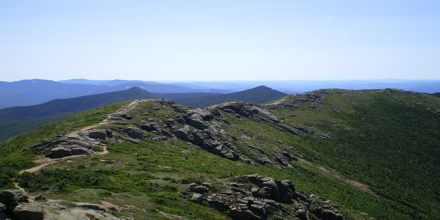 Lecture on the Appalachian Trail