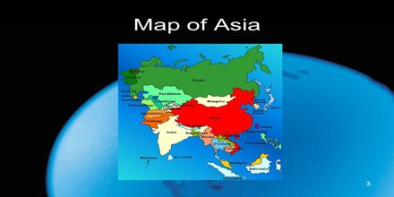 Asia: Continent Series