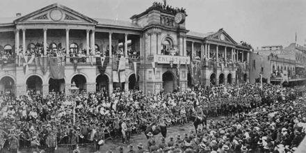 Australia in First World War