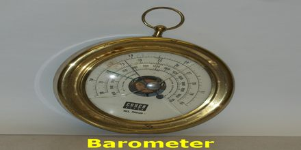 What is Barometer?