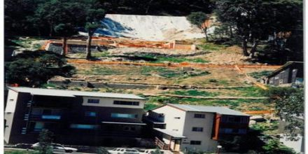 Cause of the Thredbo Landslide