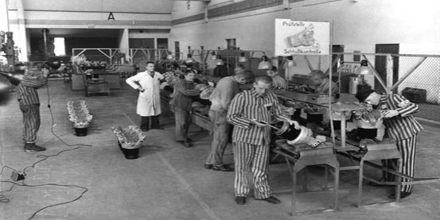 Concentration Camps and Slave Work in World War II
