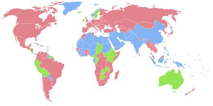 Demographics of the World
