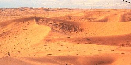 Lecture on Deserts and Winds