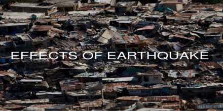 What are the Destructive Effects of Earthquakes?