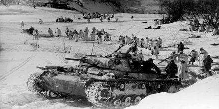 Eastern Front in World War II (1942–43)