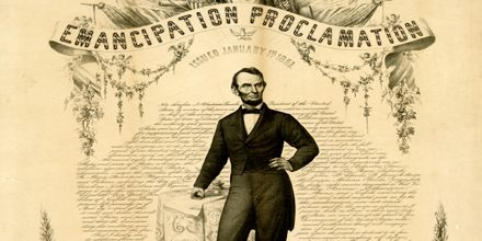 Lecture on Lincoln and the Emancipation Proclamation