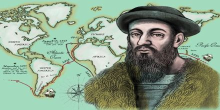 Presentation on Ferdinand Magellan