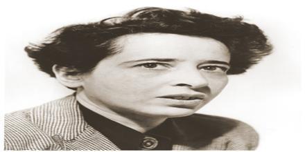 Hannah Arendt: Philosopher