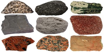 Lecture on Igneous Rocks