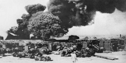 Japanese Invasion of Soviet Union and Mongolia