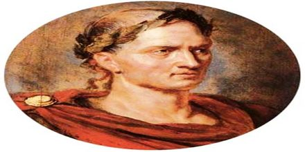 Lecture on Julius Caesar (100-44 BC)