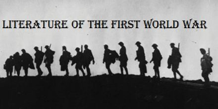 Poetry and Literature of World War I