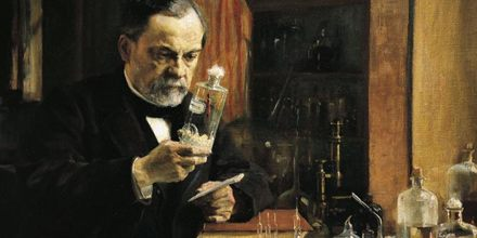 Lecture on Louis Pasteur and Germ Theory