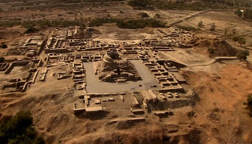 Mohenjo Daro old picther