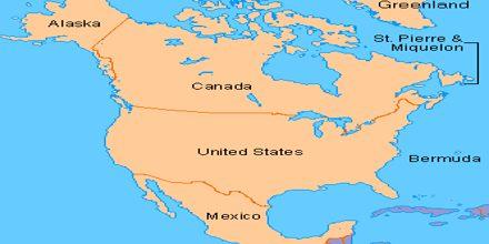 North America: Continent Series