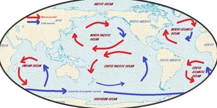 Lecture on Ocean Currents