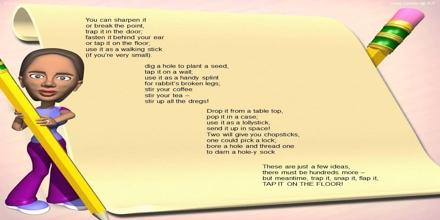 Pencil Poem
