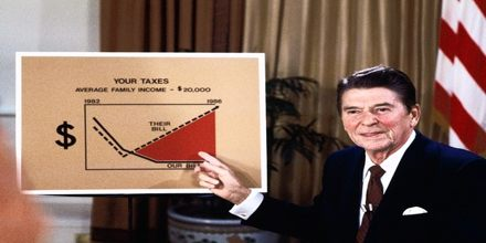 Presentation on Reaganomics