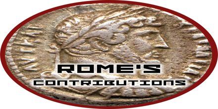 Presentation on Roman Contributions